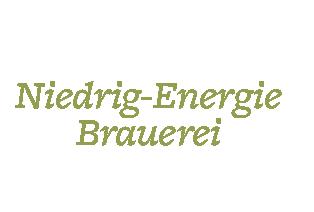 Gemeinsam zu Ihrer Niedrig-Energie-Brauerei - Optimieren bei Neuplannung und im Bestand